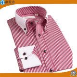 2017 Chemises formelles Hommes Oxford Fshion Design Dress Shirts