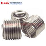 Noix auto-fileteuse de garniture intérieure du SUS 303 ou du SUS 304 d'acier inoxydable