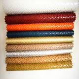 형식 디자인 숙녀의를 위한 Bags (HTS006) 길쌈 패턴 합성 가죽