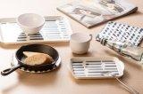 Servicio de mesa de primera categoría 100% de la bandeja del servicio de mesa de Melaimine (WT9020)