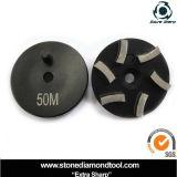 콘크리트를 위한 디스크 250mm 다이아몬드 닦는 패드를 사용하는 산업