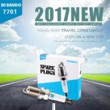 Bougie d'allumage de fiches d'iridium de laser de prix de gros pour Subaru/Mercedes/Peugeot/bougie allumage de Geely