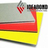 Ideabond mais o painel composto de alumínio do poliéster da empresa de construção civil