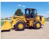 Das Liugong Clg842 Wheel Loader 4ton Wheel Loader