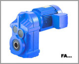 F Series Parallel Shaft Gearbox mit Hollow Shaft