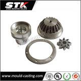 Évier de chaleur LED par moulage sous pression en alliage d'aluminium (STK-14-AL0053)