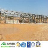 Edificio prefabricado prefabricado de la estructura de acero en Zhuhai