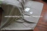100%の純粋で新しいバージンウール毛布(NMQ-WB031)