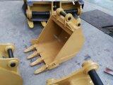 Cubeta de escavação de Cat305 600mm para a máquina escavadora