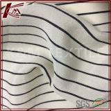 인쇄된 지구 패턴 100 실크 Crepe De 좁고 깊은 골짜기 실크 Crepe 직물