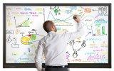 75inchデュアルシステムの学校のための任意選択大きい対話型の表示画面