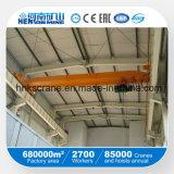 Precio eléctrico de la grúa de arriba del alzamiento de la sola viga de 5 toneladas
