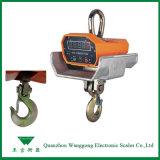 Escala de peso eletrônica do guindaste para a metalurgia