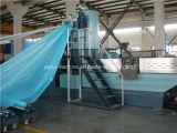 Plástico que peletiza recicl a máquina e o granulador de recicl plástico