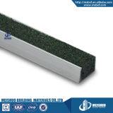 非木製の床のアルミニウムカーボランダムのスリップ階段Treads&Nbsp;