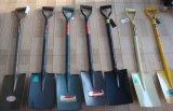いろいろな種類のWhole Steel ShovelおよびSpade