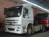 HOWO Zz4187s3511W 4*2 mit neuem vorderer Deckel-Traktor-LKW