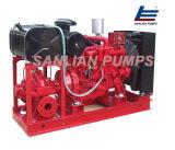 Acqua/diesel/pompa di rivestimento dell'olio combustibile spaccati Cps