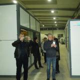 Высокотемпературная линия штрангя-прессовани трубы изоляции куртки пара