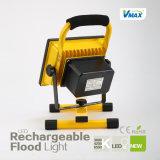 高い発電の再充電LEDのフラッドライトの非常灯(V-PO130R)