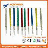 75 ohms de Rg59 de câble coaxial de liaison de baisse pour CATV/Attennal/Satellite
