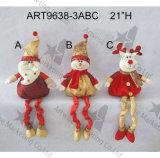 Chiffre cadeau d'arbre, décoration de Joyeux Noël d'Asst-Noël 3