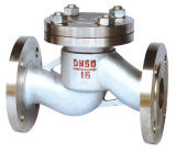 O tipo válvula do elevador de verificação (H41)