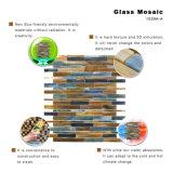 Mattonelle Iridescent del mestiere di Houston del mosaico di vetro della radura di prezzi di fabbrica