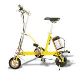 Bicicleta de dobramento elétrica de alumínio (HQLcarryme003)