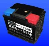 Véhicule/camion d'acide de plomb avec la batterie chargée sèche de batterie de Mf