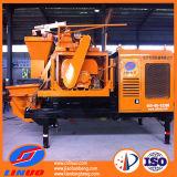 Pompe diesel obligatoire de mélangeur concret