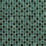 Tuiles de mosaïque - mosaïque en pierre en verre en verre de tuile de mosaïque (GS02)