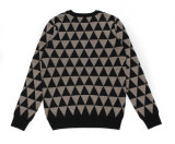 겨울에 의하여 모방되는 대원 목 니트 남자 스웨터