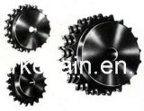 Hohes Precision Steel Roller Chain Sprocket (Black Oxid)