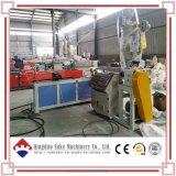 Ligne ondulée de machine d'extrudeuse de tube de PVC