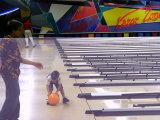 Nouvel équipement de bowling