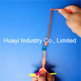 LED-Fliegen-Blitz-Riemen-Hubschrauberrocket-Pfeil-Flugblatt-Spielzeug