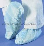 de los 38X15cm/40X17cm PP35g del azul cubiertas del zapato del resbalón no con alta calidad