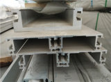 Grands profils en aluminium pour électrique, Offshore&Marine, pont etc.