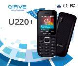 Gfive U220+ Teléfono Celular Teléfono Movil Teléfono Básico con Cámara Pantalla 1.77 Pulgadas GPRS Internet FCC CE