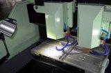 Auto-Aluminio vertical Center-Px-700b que trabaja a máquina que muele