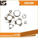 Hoja de acero inoxidable de precisión de estampado de metal de la pieza mecanizada