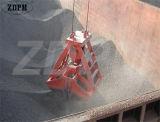 Vier Seil-Maschinenhälften-mechanisches Zupacken