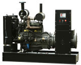 3 участок 4 Wires 50Hz/400/230V 300kw Diesel Generator Set