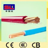35mm 7 Strand Single Core Round PVC Insulated Conduit Wire