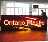 Personalizzare il tabellone per le affissioni del testo del LED Digital per la pubblicità commerciale