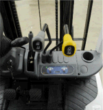 تايوتا تصميم [48ف] [إلكتريك موتور] رافعة شوكيّة كهربائيّة على عمليّة بيع