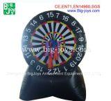 Schede di dardo gonfiabili, giochi gonfiabili del dardo (sports-55)