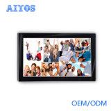 Aiyosは高品質HDの外形図の角度の額縁サポートエムピー・スリーミュージックビデオのスライドショーを提供する