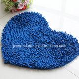 浴室のマットの居間の寝室のための明白なカラーシュニールのカーペット